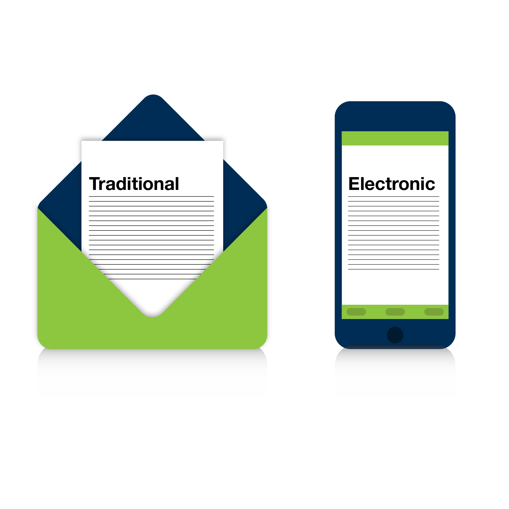 Electronic & Traditional Mail Design Bendigo